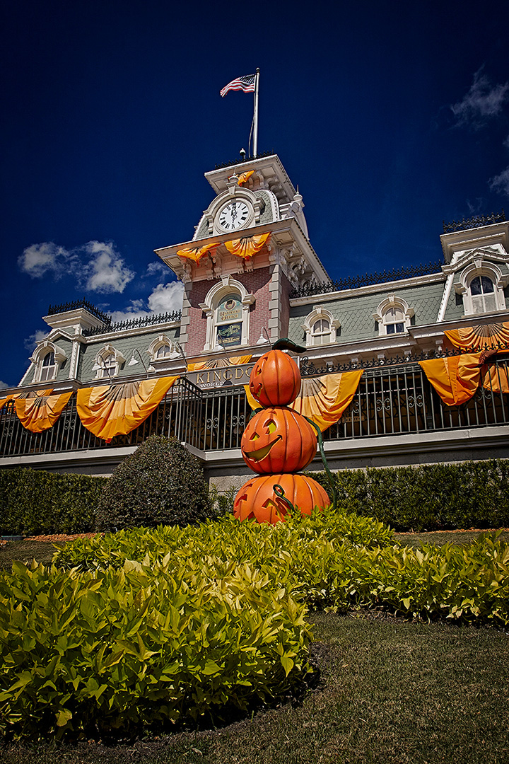 Disney Photography, Disney World Photography, Disneyland Photography, Disney Photos, Disney Pictures, Walt Disney World, The Magic Kingdom, Walt Disney, Mickey Mouse, Orlando, Florida, Theme Park, Train Station, Park Entrance