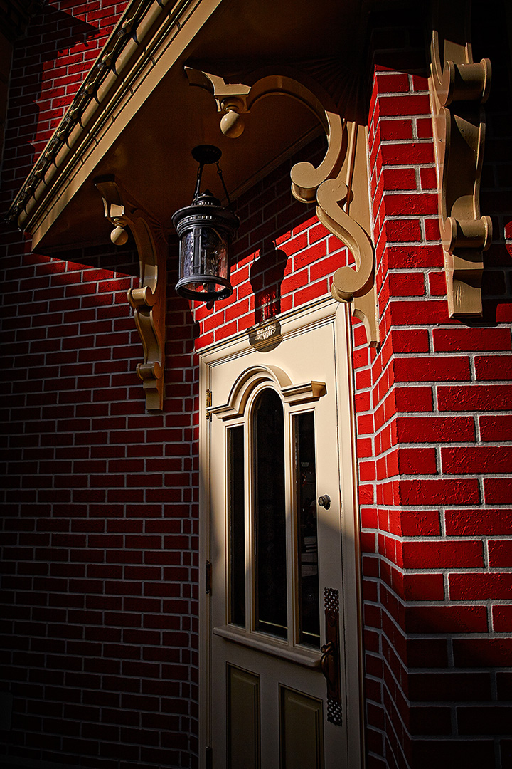 Disney Photography, Disney World Photography, Disneyland Photography, Disney Photos, Disney Pictures, Walt Disney World, The Magic Kingdom, Walt Disney, Mickey Mouse, Orlando, Florida, Theme Park,  Detail, Main Street, Door