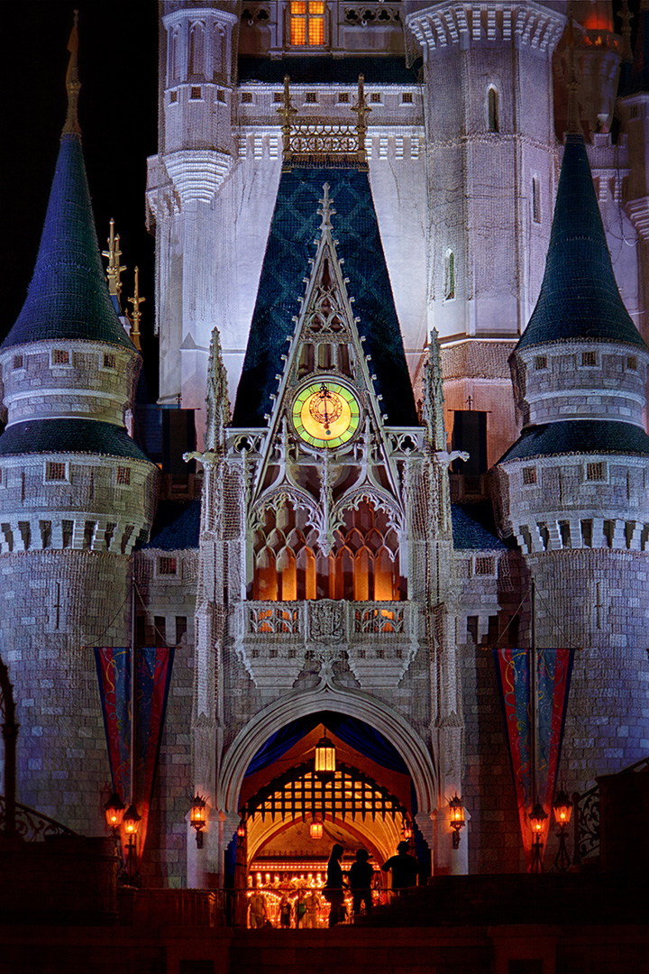 Disney Photography, Disney World Photography, Disneyland Photography, Disney Photos, Disney Pictures, Walt Disney World, The Magic Kingdom, Walt Disney, Mickey Mouse, Orlando, Florida, Theme Park,  Castle Detail