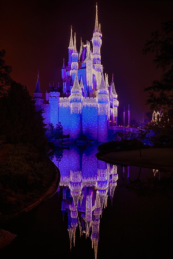Disney Photography, Disney World Photography, Disneyland Photography, Disney Photos, Disney Pictures, Walt Disney World, The Magic Kingdom, Walt Disney, Mickey Mouse, Orlando, Florida, Theme Park,  Cindarella Castle, Castle Dreamlights